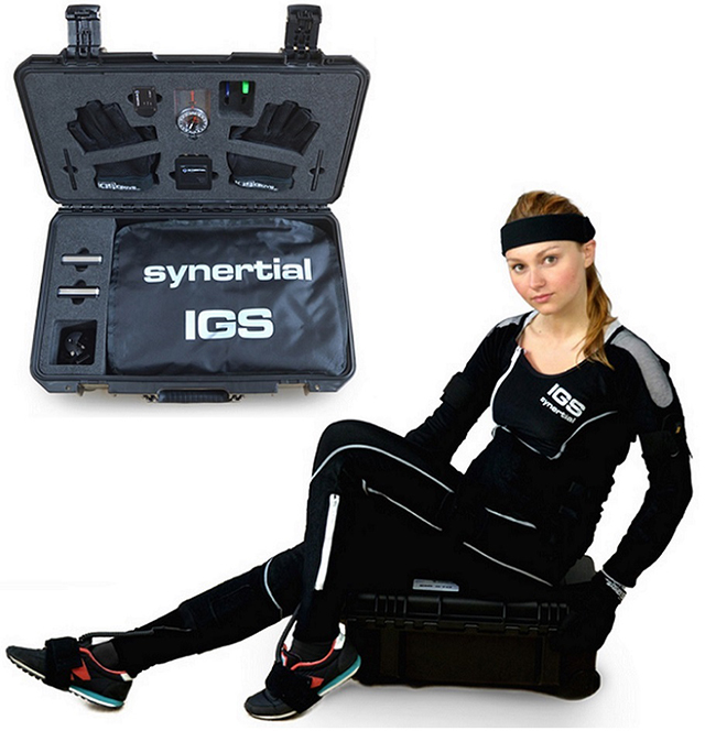 Synertial IGS-C420