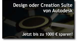 Autodesk Design und Creation Suit 1000  Rabatt