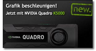Nvidia Quadro K5000 released | news  | news