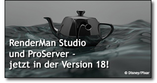PIXAR RenderMan Studio 18