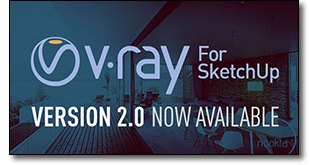 V-Ray for SketchUp 2