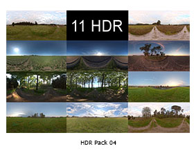 HDR PACK 004