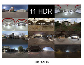 HDR PACK 005