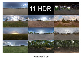 HDR PACK 006